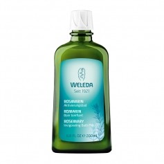 Weleda Rosemary Invigorating Bath Milk