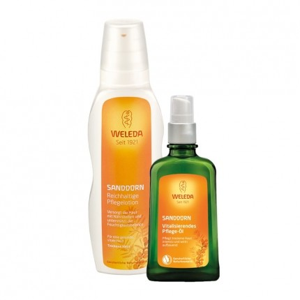 Weleda Sea Buckthorn Care Set