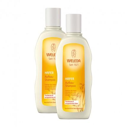 Weleda Hafer Aufbau-Shampoo Doppelpack