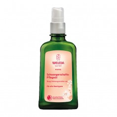 Weleda Stretch Mark Massage Oil (Havandeskapsolja)