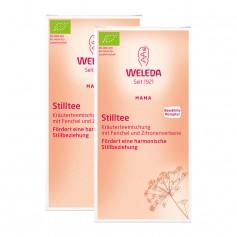 Weleda Stilltee Aufgussbeutel Bio Doppelpack