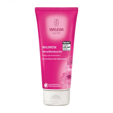 Weleda Wildrosen Duft-Set