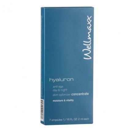 Wellmaxx Hyaluron Calcium-Ampullen