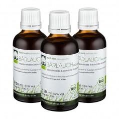 3 x Bärlauch Bio Konzentrat, Flüssigkeit