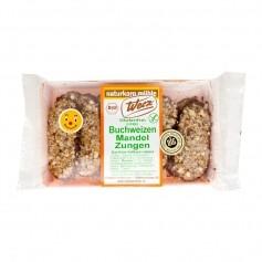 Werz Buchweizen-Mandel-Zungen, glutenfrei