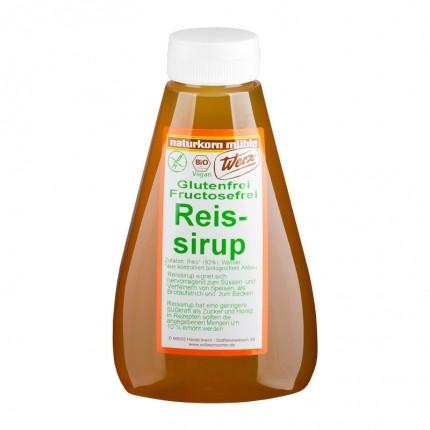 Werz Reis-Sirup