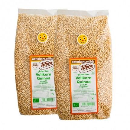2 x Werz Bio-Vollkorn Quinoa