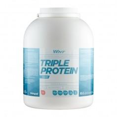 WNT Triple Protein 3,0 kg Jordgubb