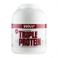 WNT Triple Protein 3,0 kg Vanilj