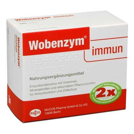 Wobenzym immun, tabletter