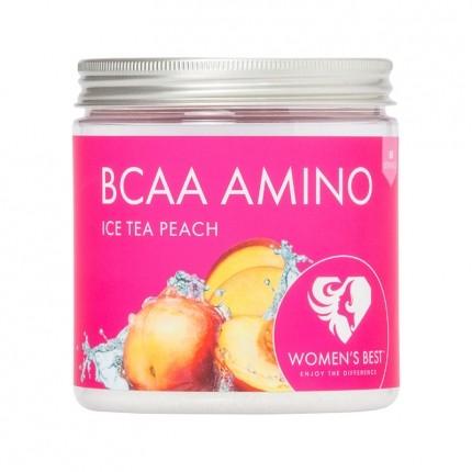 Women's Best BCAA, Eistee Pfirsich