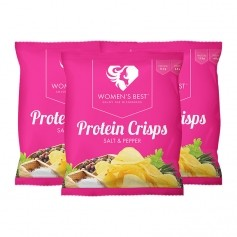 Women's Best Protein Chips, Salz-Pfeffer