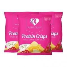 Women's Best Protein Chips, Sweet Chilli-Sour Cream