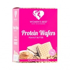 Women's Best Protein Wafers, Peanut Butter