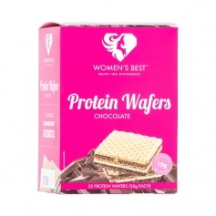 Women's Best Protein Wafers, Chocolate Low Carb
