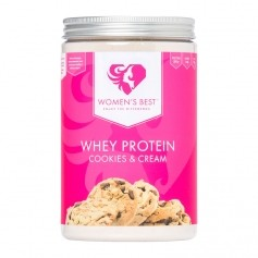 Women's Best Whey Protein, Cookies and Cream