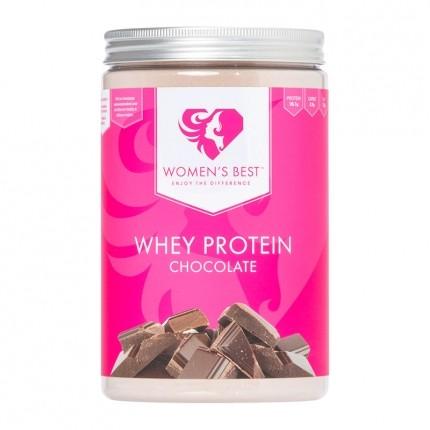 Women's Best Whey Protein, Schokolade
