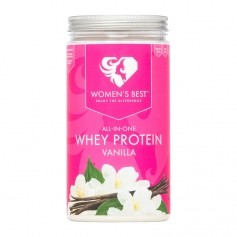Women's Best Whey Protein, Vanille
