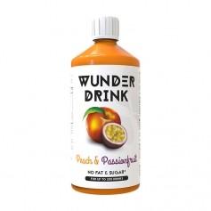 Wunder Drink Pfirsich & Maracuja, Getränkekonzentrat