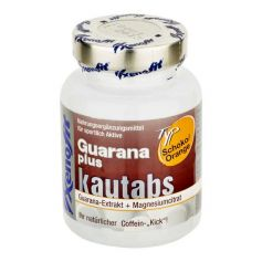 Xenofit Guarana plus, Kautabletten