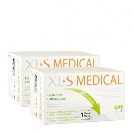 2 x XL-S Medical Fettbinder, Kapseln
