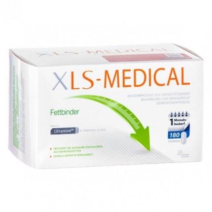 XLS-Medical, Capteur de graisses, comprimés