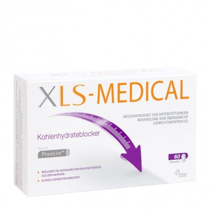 XLS-Medical Kohlenhydrateblocker, Tabletten
