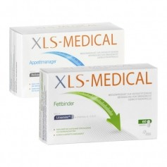 XLS-Medical Starterpack Fat Binder + Appetite Reducer