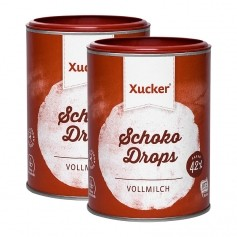 Xucker Schoko-Drops, Vollmilch