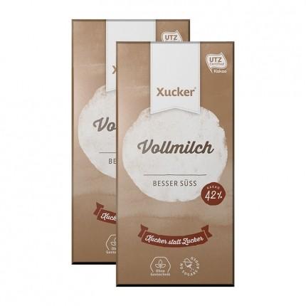 Xucker Xukkolade, Vollmilch (2 x 100 g)