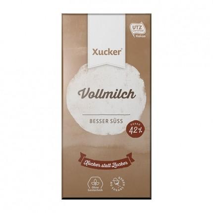 Xucker Vollmilch-Xukkolade
