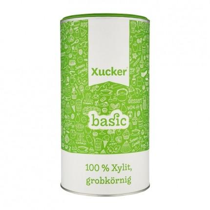 Xucker Xylit Basic grobkörnig