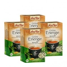 Yogi Tea Grüne Energie, Filterbeutel