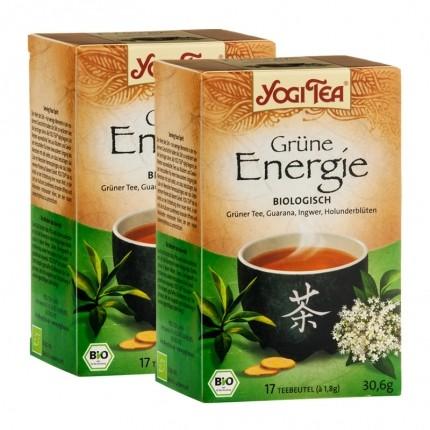 Yogi Tea Bio Grüne Energie