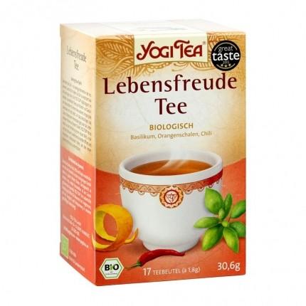Yogi Tea Bio Lebensfreude