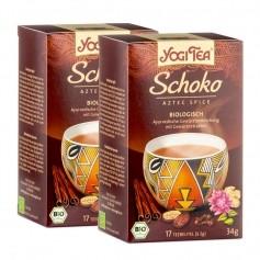 Yogi Tea Schoko Bio, Filterbeutel Doppelpack