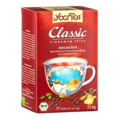 Yogi Tea Classic Bio, Filterpose