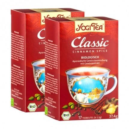 Yogi Tea Bio Classic (2 x 17 Beutel)
