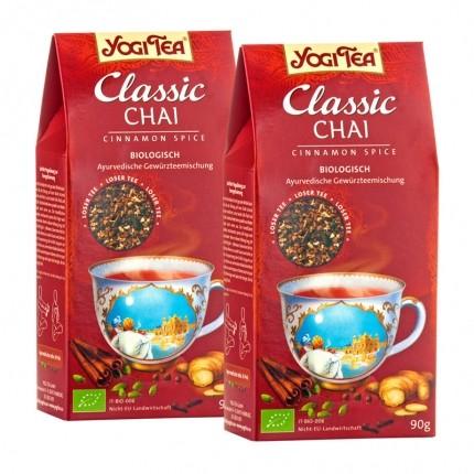 Yogi Tea Bio Classic Chai (2 x 90 g)