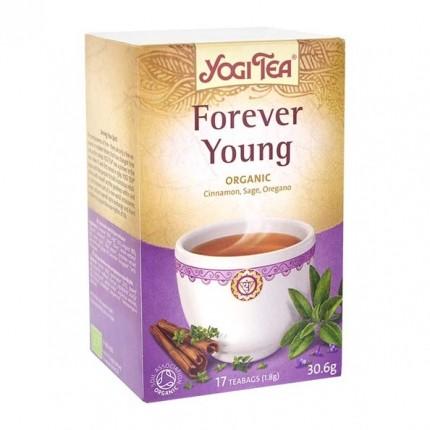 2 x Yogi Tea Forever Young, Teposer