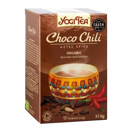 Yogite Choco chili 17p BIO