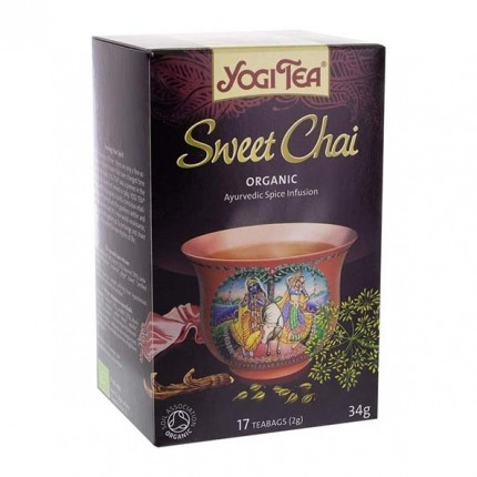 2 x Yogi Tea Sweet Chai