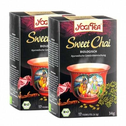 Chai Tee von Yogi Tea