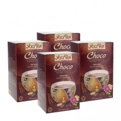 Yogi Tea, Thé Choco, sachets, lot de 2