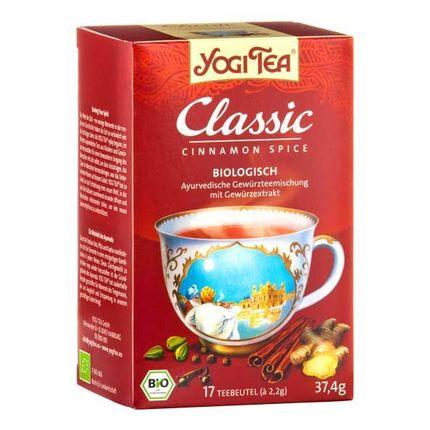 Yogi Tea Classic Bio, Filterbeutel
