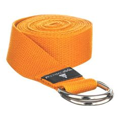 Yogistar Yogabälte 260D, orange