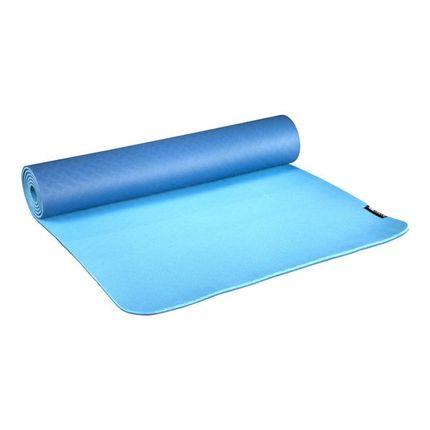 Yogistar Yogamatte Pro blau