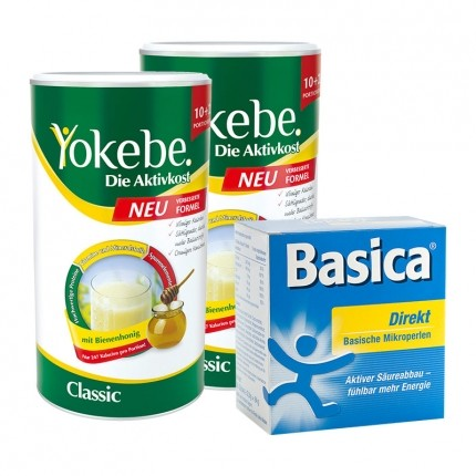 Yokebe Aktivkost Basica Direct Powder