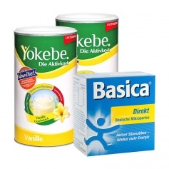 Yokebe Aktivkost Lactose Free Basica Direct Powder Sachets