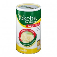 Yokebe Aktivkost Lactose-Free Vanilla Protein Powder